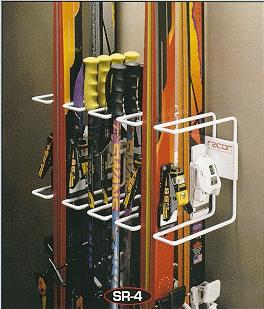 Racor Storage Racks - NW Garage Cabinet Co